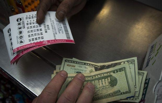 Лотерея / фото REUTERS