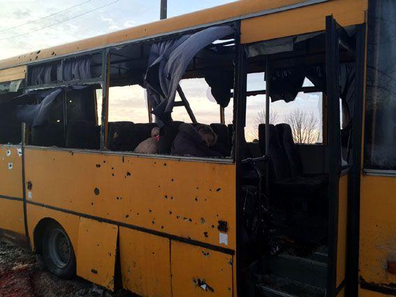 Украина будет через Интерпол разыскивать причастного к обстрелу автобуса полковника ВС РФ / mvs.gov.ua