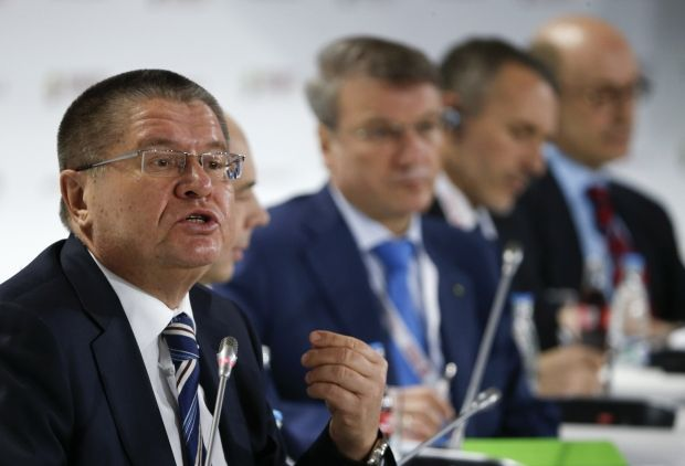 Алексей Улюкаев, глава Минэкономразвития РФ / REUTERS