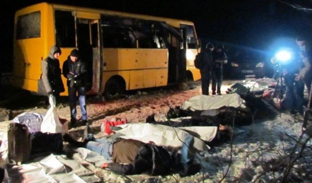 Помер 13 поранений в результаті обстрілу під Волновахою / УНИАН