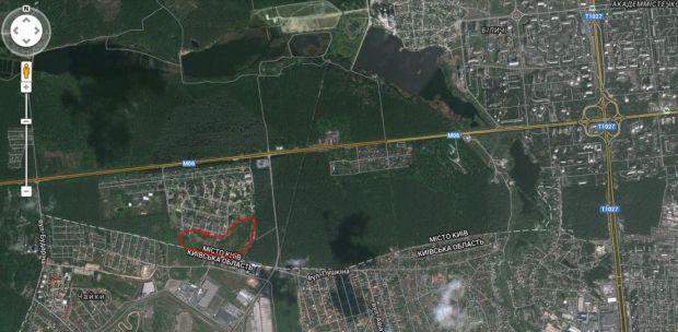 Прокуратурі дадуть землю на виїзді з Києва по Житомирській трасі / Наші гроші