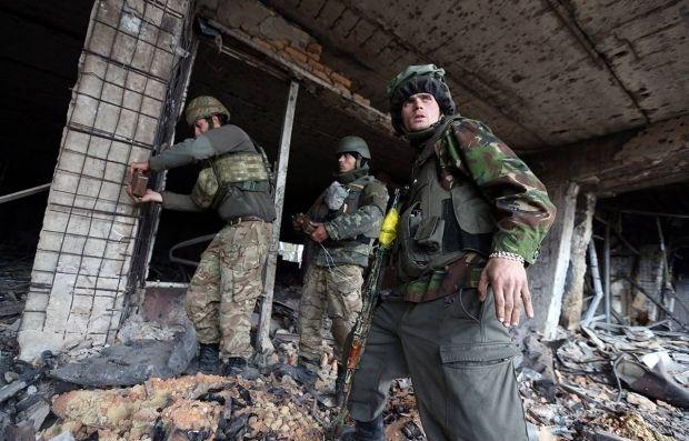 За сутки в зоне АТО погибли 6 украинских военных/ facebook.com/sergei.loiko