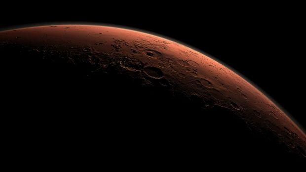 Марсианские бактерии могут оказаться опасными для людей / NASA
