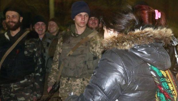 У Миколаїв повернулися морські піхотинці / mil.gov.ua
