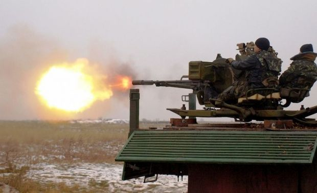 Photo from Ukrainian Defense Ministry press service