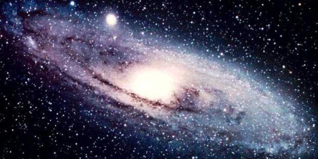 В центре нашей галактики нашли загадочные облака / dailytechinfo.org