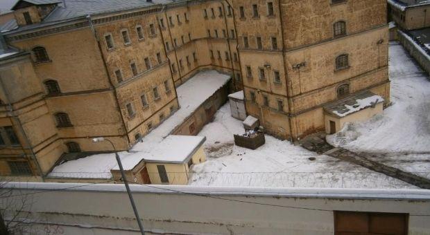 Адвокаты и украинские консулы не могут посетить моряков в Лефортово / фото wikimapia