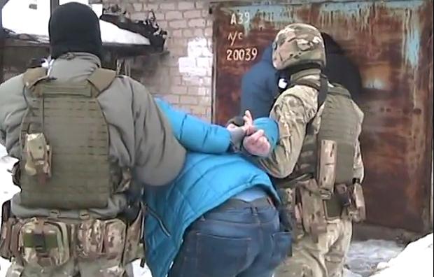 Скріншот відео СБУ
