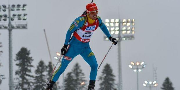 Пидручный попал в Топ-20 спринтерской гонки этапа Кубка мира / biathlon.com.ua
