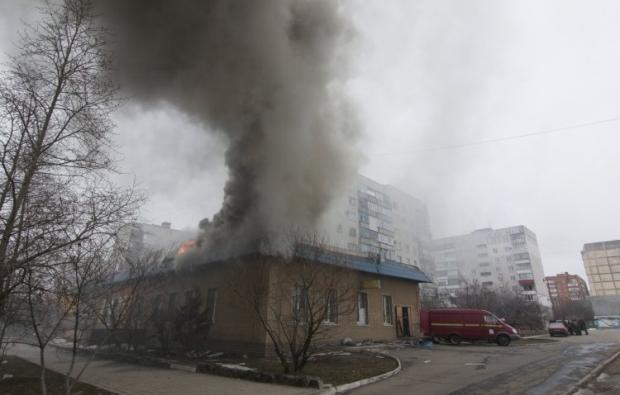 Боевики обстреляли мирных жителей / Фото УНИАН