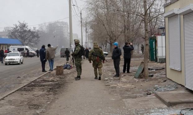 В больницах находятся 80 пострадавших при обстреле Мариуполя / УНИАН