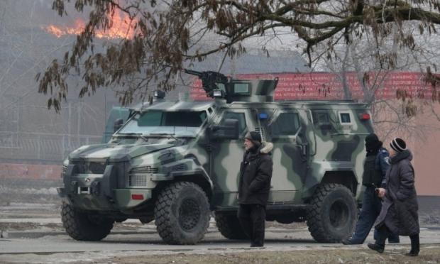 Мариуполь после обстрела / Фото УНИАН