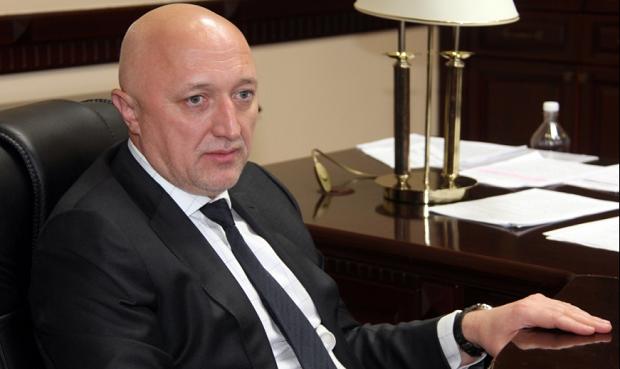 Валерий Головко хочет судиться с Порошенко / Фото Полтавской ОГА