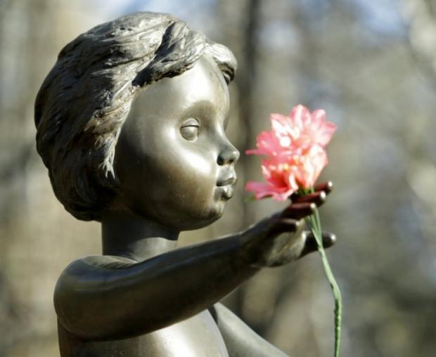 В Киеве открыли выставку ко Дню памяти жертв Холокоста
