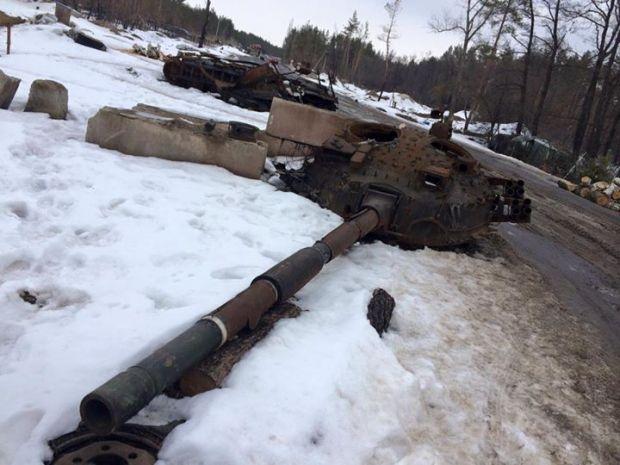 Журналист сообщает о попытке боевиков форсировать Северский Донец / facebook.com/bochkala