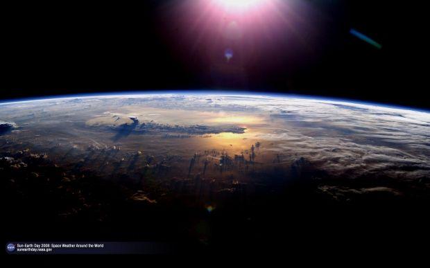 В последние 25 лет на долю самых богатых 10% населения мира приходилось более половины выбросов углерода в атмосферу/ фото sunearthday.nasa.gov