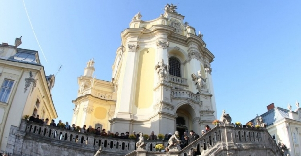 Реликвию выставят в соборе святого Юра