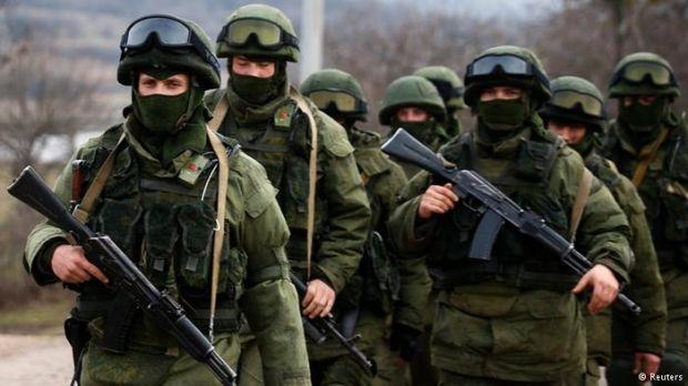 """Понад четверть росіян хочуть, аби """"південний схід України"""" став частиною РФ / REUTERS"""