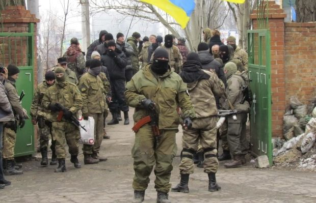 Abroskin noted that the Mariupol police were demoralized and refused to help cleanse the city of militants in 2014 / REUTERS