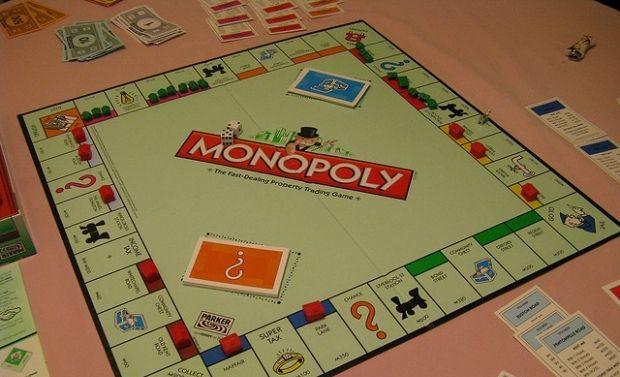 """5 ноября 1935 года была выпущена настольная игра """"Монополия"""" / фото flickr.com/umdrums"""