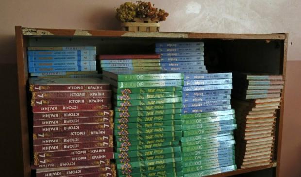 Тисячі учнів та вчителів в Україні лише мріють про сучасні інтерактивні підручники / Фото УНІАН