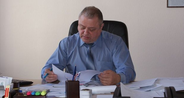 Председатель Государственной инспекции по ядерному регулированию Украины Сергей Божко