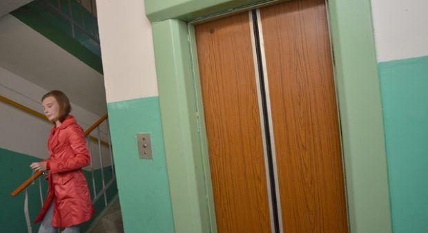 Несправний ліфт убив собаку \ www.revda-info.ru