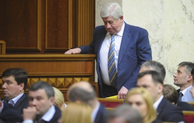 Ukraine's parliament is to decide on Prosecutor General Shokin's dismissal / Photo from UNIAN