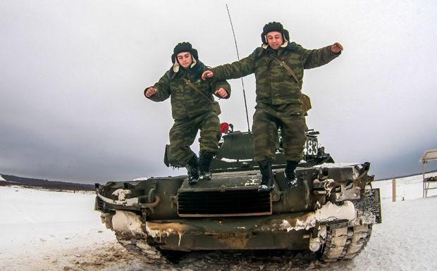 Иллюстративная фотография: российские военные / минобороны.рф