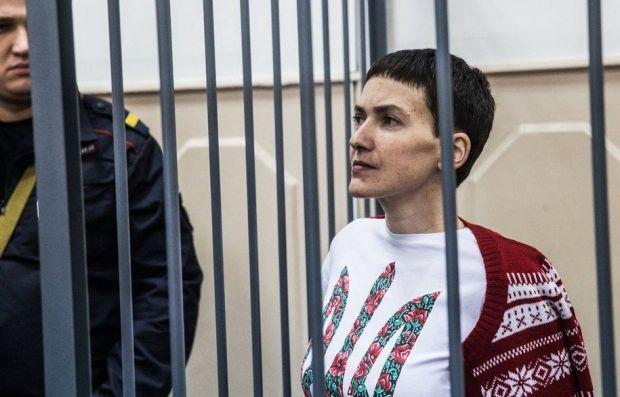 Надежда Савченко / facebook.com/Batkivshchyna