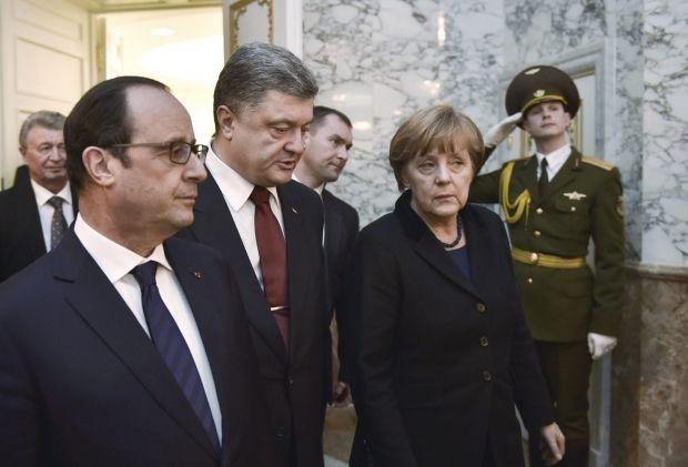 Експерт считает, что Главная цель Кремля сейчас – исключить Украину, Францию и Германию как участников «нормандского формата» от принятия дальнейших решений / иллюстрация REUTERS
