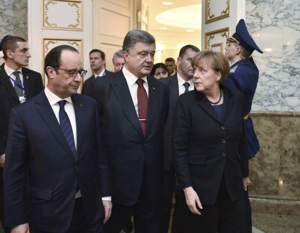 Елиссев рассказал о прогрессе в Минских договоренностях / REUTERS