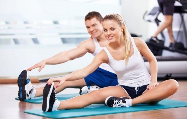 Занятия в фитнес-зале / Фото: imagestun.com