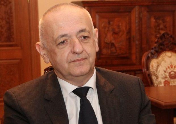 Посол Республіки Сербія в Україні пан Раде Булатович