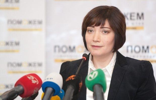 Римма Филь / Фото: Гуманитарный штаб Рината Ахметова