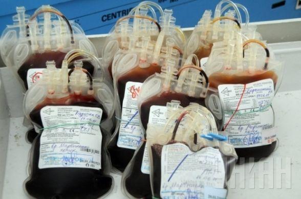 На украинскую службу крови ожидают изменения / Фото: УНИАН