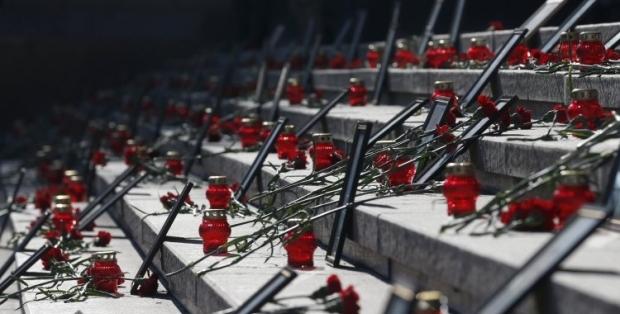 За время Евромайдана пострадали более 2 тысяч человек / Фото УНИАН