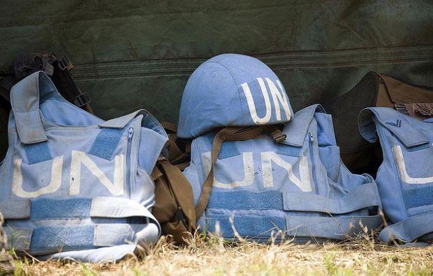 Форма миротворцев ООН / фото un.org