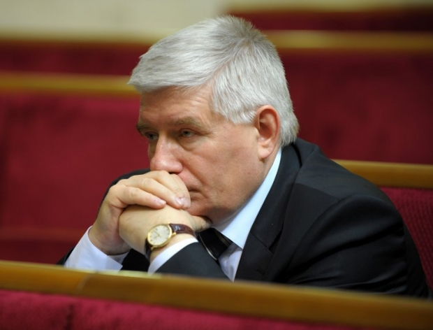 "In 2004, Mykhailo Chechetov sold the Kryvorizhstal metallurgical plant to the two ""right people"" for $800 million / Photo from UNIAN"