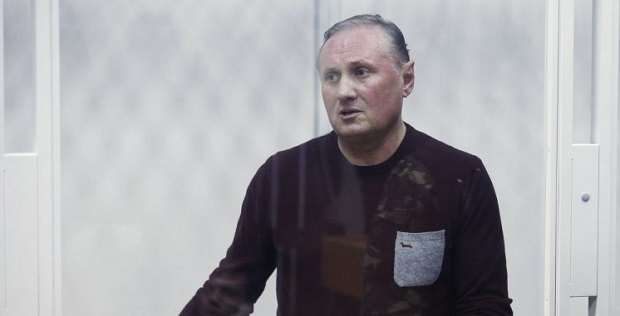 Kyiv's Pechersk Court extended a pre-trial restriction until August 1 on former Regions Party faction head Oleksandr Yefremov / Photo from UNIAN