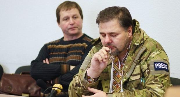 Руслана Коцабу затримали 8 лютого 2015 року за підозрою в державній зраді і шпигунстві / фото УНІАН