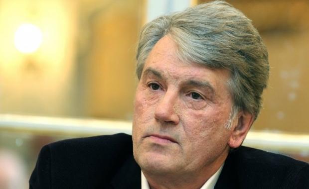 Ющенко: нас виховували на тих героях, які насправді для моєї нації не є героями / Фото УНІАН