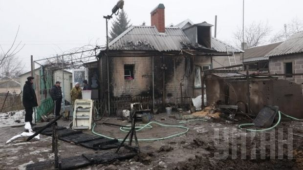 Ukraine has to address problems of internally displaced persons / Photo from UNIAN