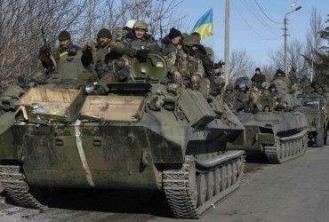 В Україні відзначають п'яту річницю виходу сил АТО з Дебальцевого