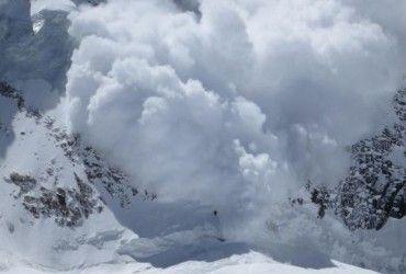 В Норвегии двое немецких туристов погибли во время схода лавины