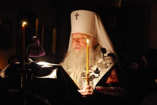 Фото: офіційний сайт Волинської єпархії УПЦ. Митрополит Волинський і Луцький Ніфонт