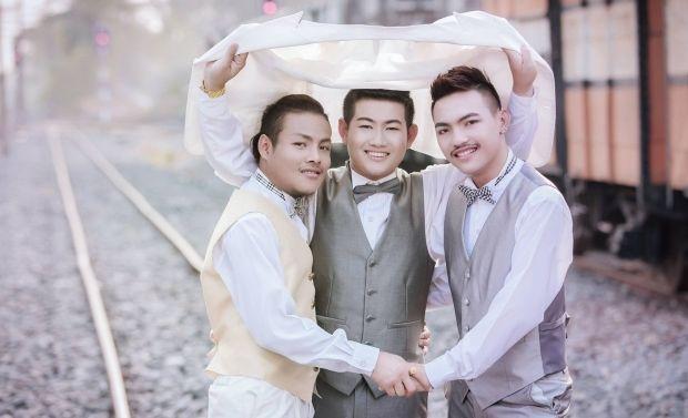 Гей германия мужчины поженились фото 219-605