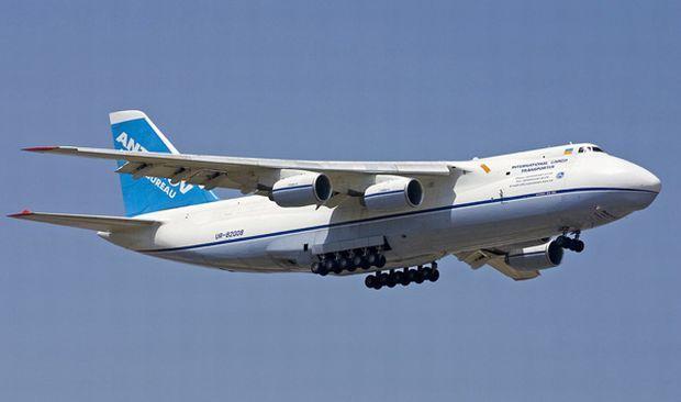 """Теперь Ан-124 """"Руслан"""" обойдется без российских комплектующих / фото avia-mir.com"""