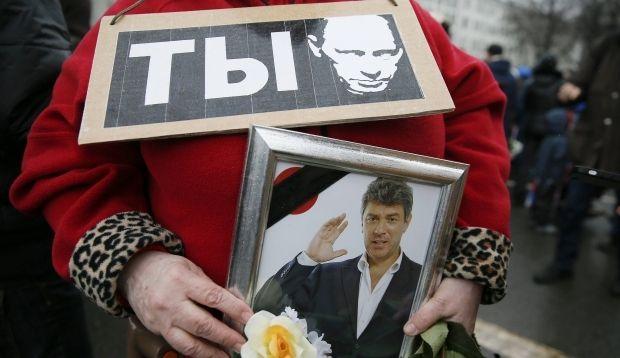 Бориса Немцова застрелили в Москве 27 февраля 2015 года / REUTERS