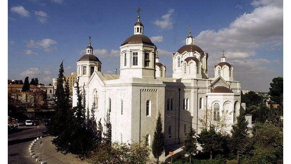 Русской духовной миссии в Иерусалиме